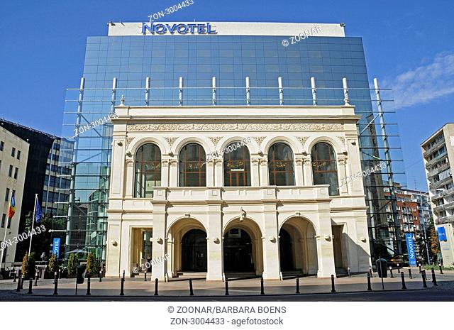 Novotel Hotel, Bucharest, Romania, Eastern Europe, Novotel Hotel, Bukarest, Rumaenien, Osteuropa