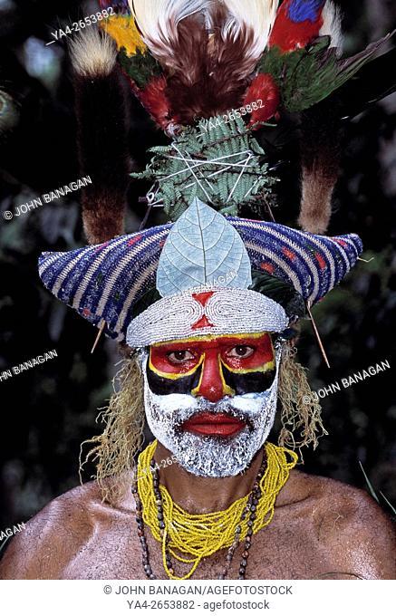 MR. Wabag Sing Sing, Papua New Guinea