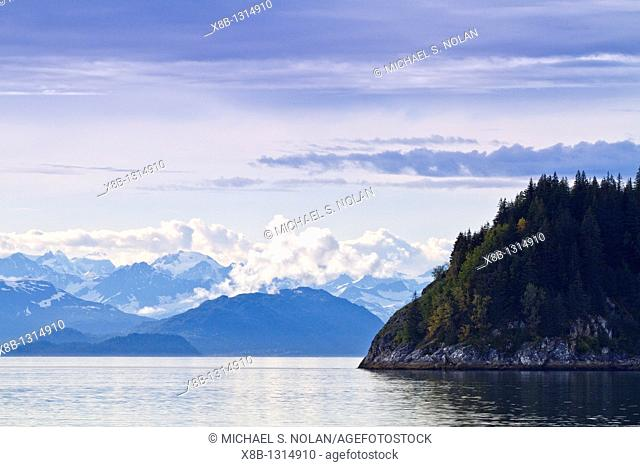 Scenes from Glacier Bay National Park and Preserve in southeast Alaska, USA  Pacific Ocean  MORE INFO The area around Glacier Bay in southeastern Alaska was...