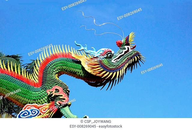 east temple dragon