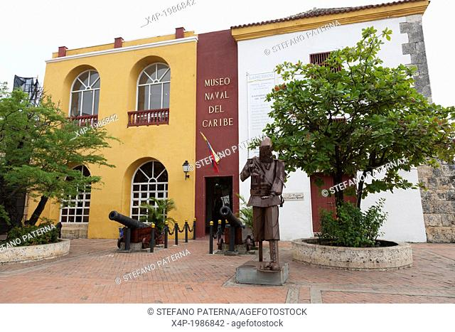 Museo Naval del Caribe, Naval history museum, of, Catagena and the Caribbean, Cartagena, Colombia