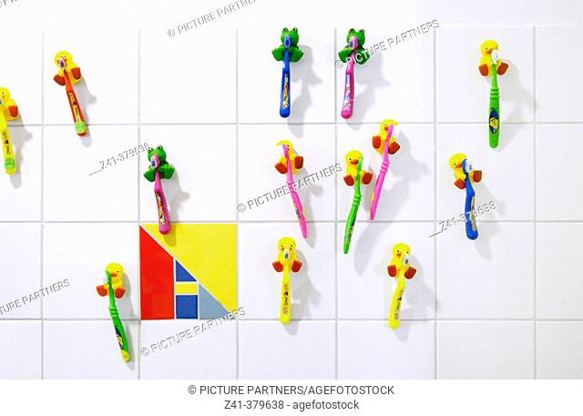 Childrens toothbrushes