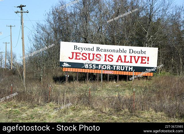 Along Interstate 40, Missouri