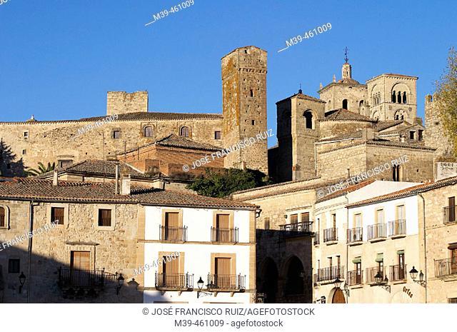Trujillo. Cáceres province, Extremadura, Spain