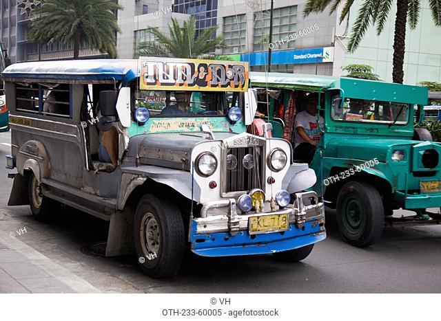 Jeenpeys on Ayala Avenue, Makati, Philippines