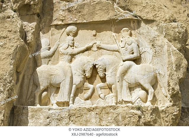 Iran, Naqsh I Rostam archaeological site