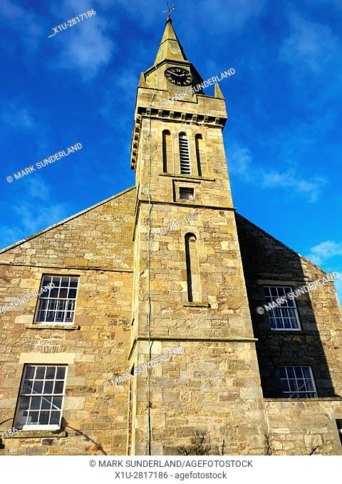 Ceres Parish Church Ceres Fife Scotland