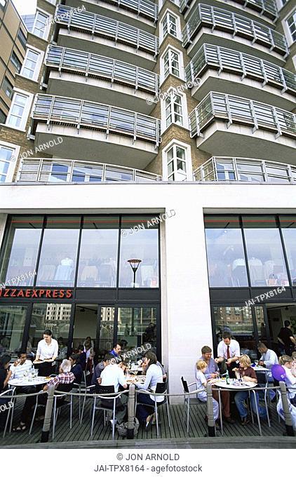 Pizza Express Exterior Stock Photos And Images Agefotostock