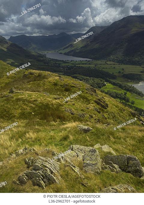 Great Britain. Lake District