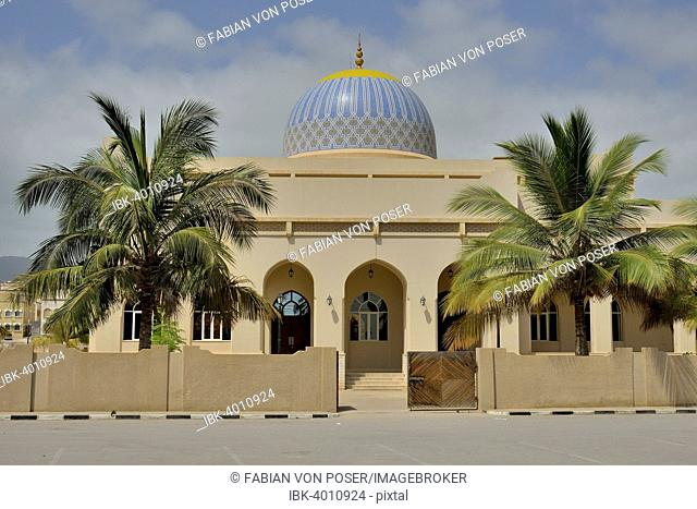 Great Mosque of Taqah, Dhofar Region, Orient, Oman