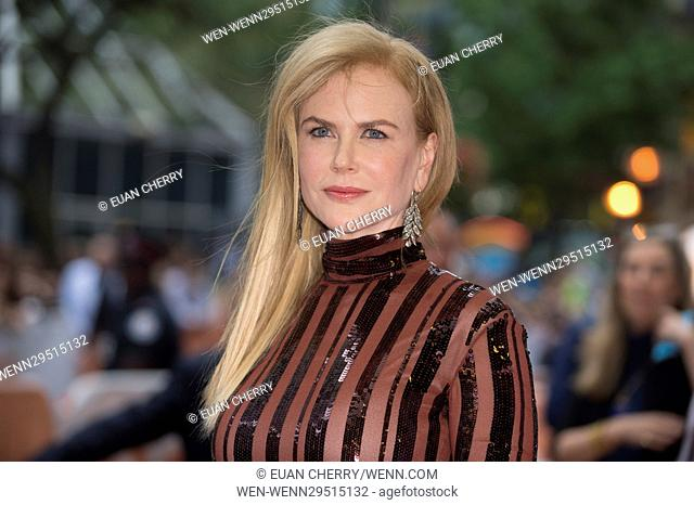 """Actors attends a premiere for """"""""Lion"""""""" for the annual Toronto Film Festival (TIFF), in Toronto, Canada. Featuring: Nicole Kidman Where: Toronto"""