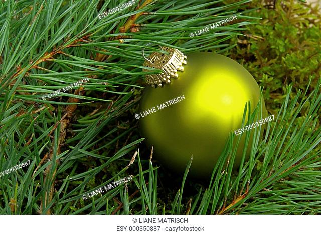 Weihnachtskugel - christmas ball 18