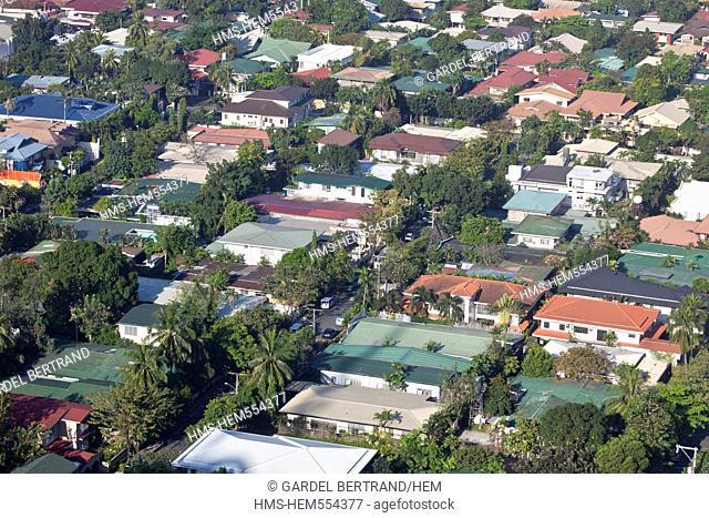 Philippines, Luzon island, Manila, Makati district