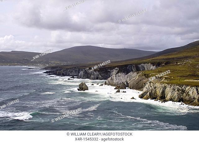 Achill Island coastline, County Mayo, Ireland