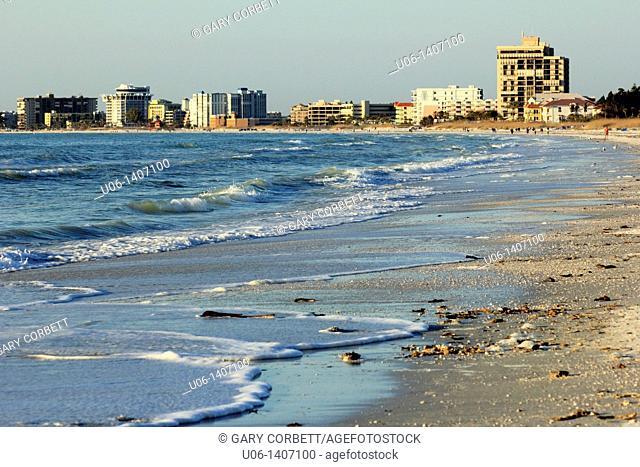 St. Pete Beach in Florida, USA