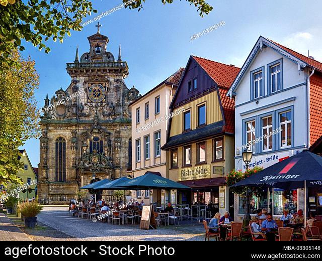 Stadtkirche Bckeburg, Landkreis Schaumburg, Lower Saxony, Germany