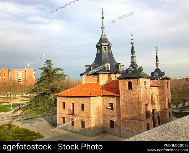 Virgen del Puerto church. Madrid, Spain