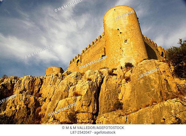 Montgrí castle, Torroella de Montgrí, Empordà, Catalonia