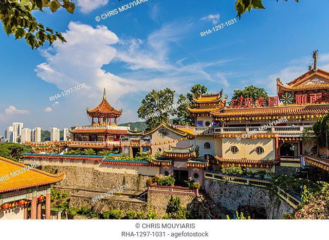 Kek Lok Si Temple, George Town, Penang, Malaysia, Southeast Asia, Asia