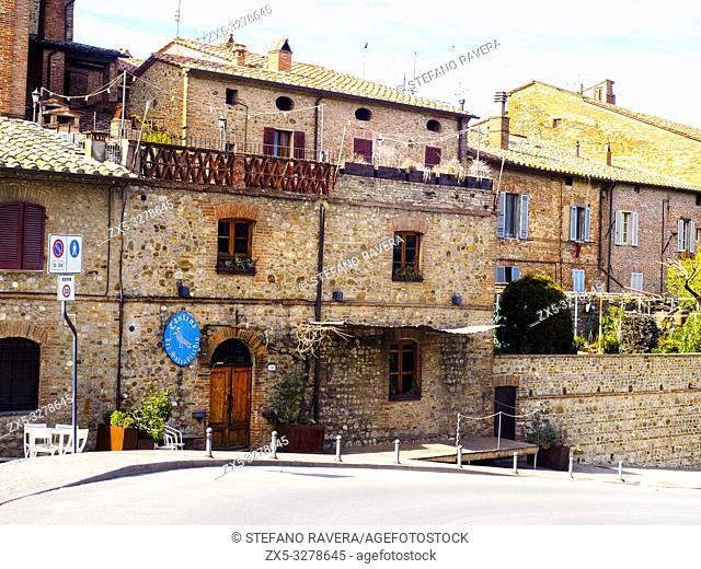 Città della Pieve is a municipality in the Province of Perugia in the Italian region Umbria - Italy