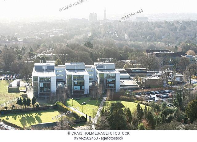 Birmingham City University Edgbaston Campus