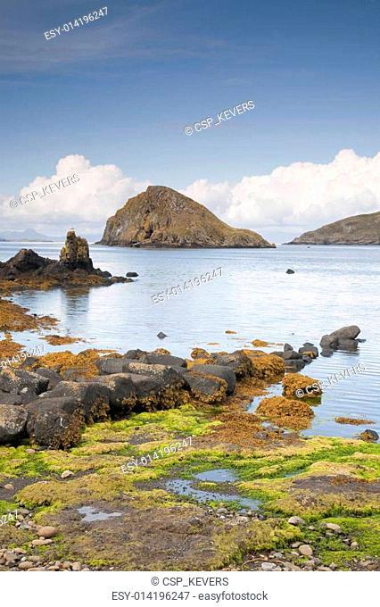 Tulm Bay; Isle of Skye; Scotland; UK
