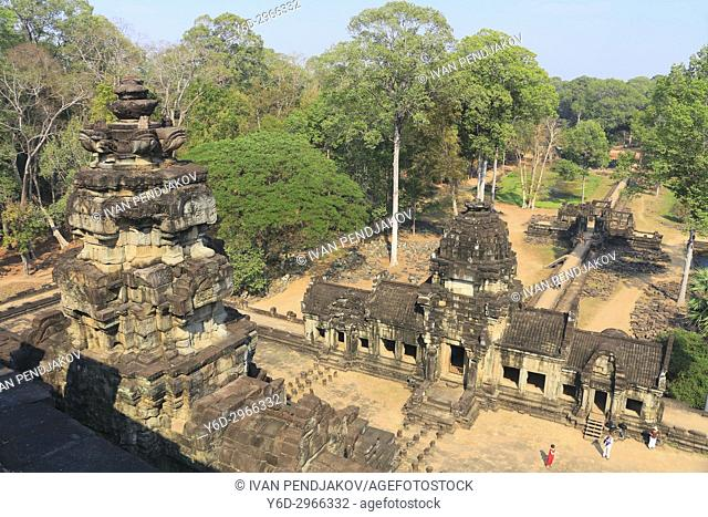 The Baphuon, Angkor Thom, Cambodia