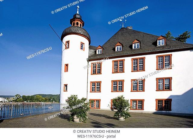Germany, Rhineland-Palatinate, Koblenz, Old Castle
