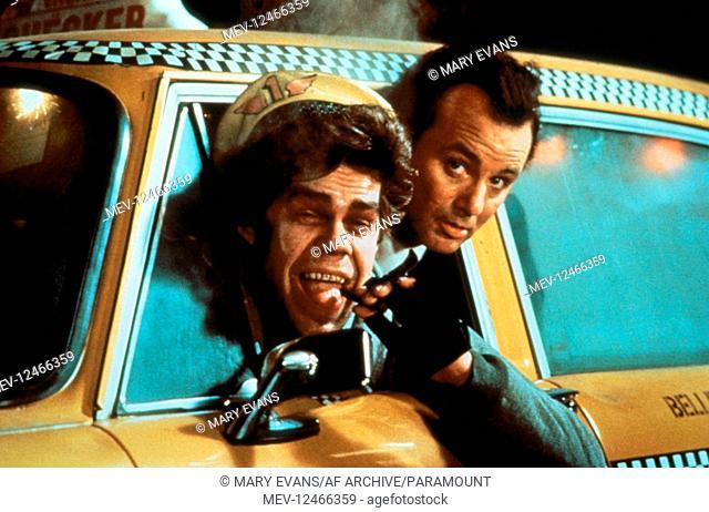 David Johansen & Bill Murray Characters: Ghost of Christmas Past & Frank Cross Film: Scrooged (1988) Director: Scrooged 23 November 1988