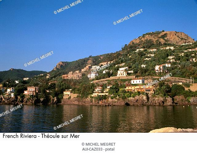 French Riviera - The oule sur Mer