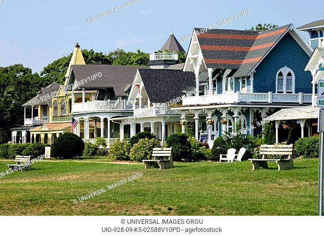 Martha'S Vineyard, Massachusetts, Vineyard Haven, Sailboats