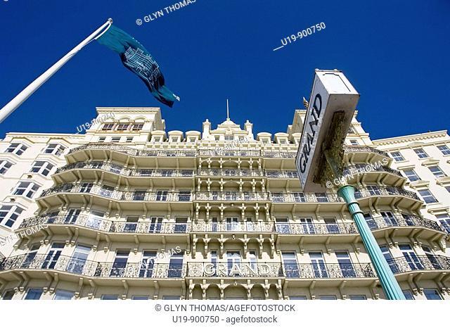 Grand Hotel, Brighton, East Sussex, England