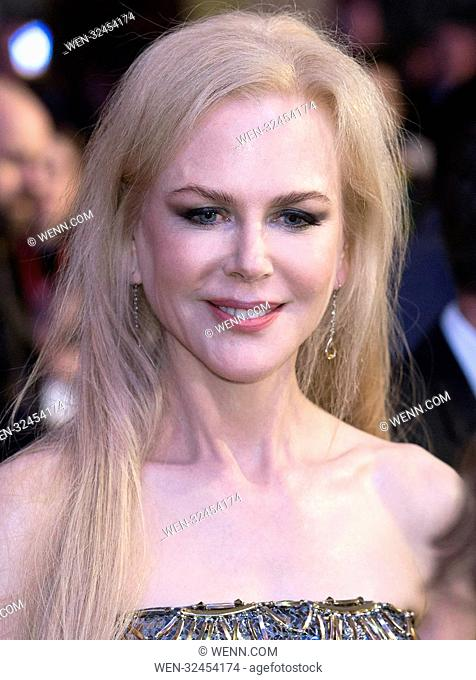 BFI London Film Festival - 'The Killing of a Sacred Deer' - Premiere Featuring: Nicole Kidman Where: London, United Kingdom When: 12 Oct 2017 Credit: WENN