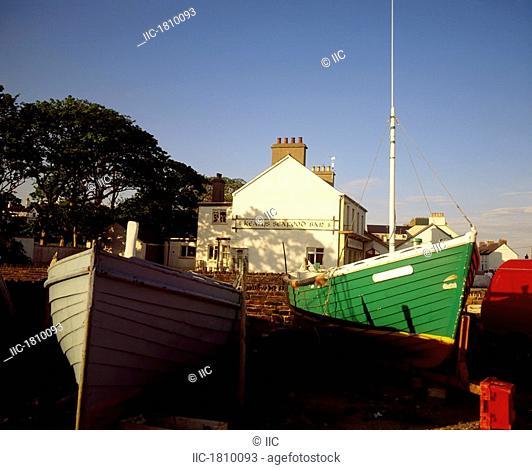 Greencastle, Insishowen Peninsula, Co Donegal, Ireland