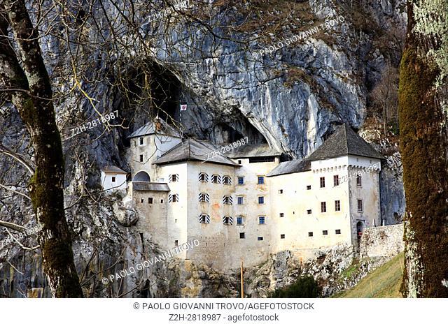 The Castle of Predjama, Slovenia
