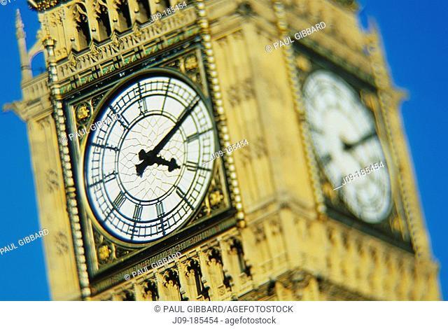 Big Ben. London. England