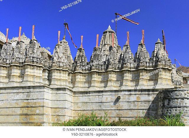 Ranakpur Jain temple, Rajastan, India