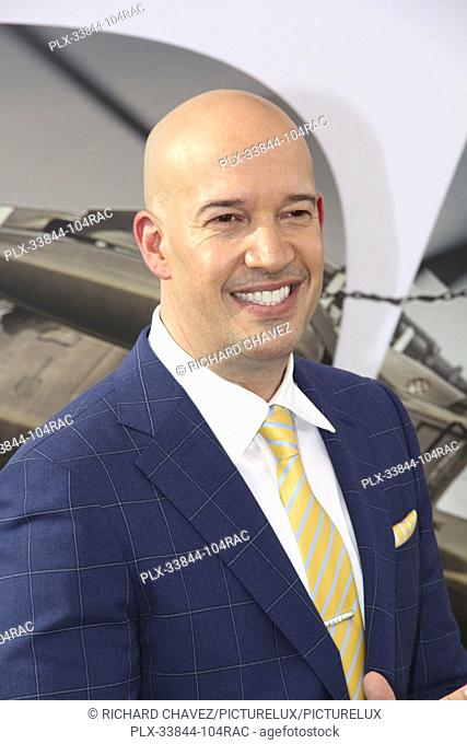"Hiram Garcia at the Universal Pictures World Premiere of """"Fast & Furious Presents: Hobbs & Shaw"""". Held at the Dolby Theater in Hollywood, CA, July 13, 2019"