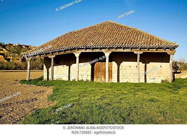 Typical country house, Toro. Zamora province, Castilla-Leon, Spain