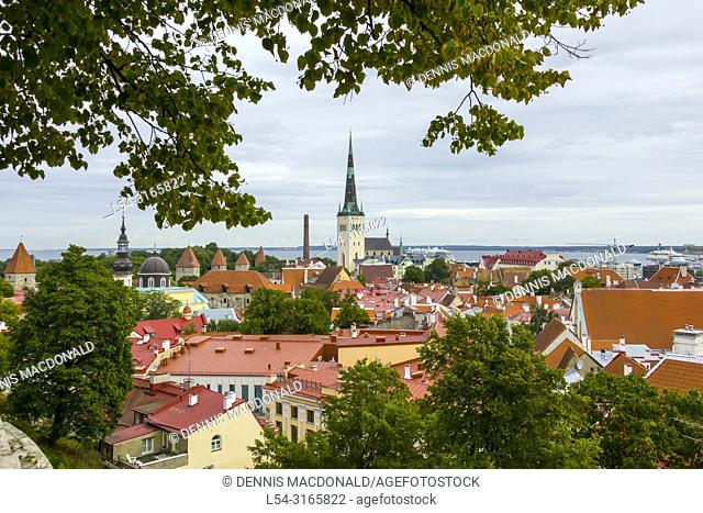 Tallinn, Estoniaâ. . s capital on the Baltic Sea, is the countryâ. . s cultural hub. It retains its walled, cobblestoned Old Town, home to cafes and shops
