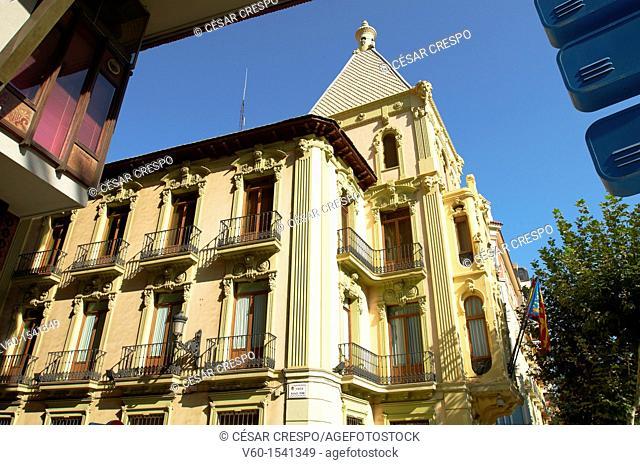 Building, Alicante, Comunidad Valenciana, Spain