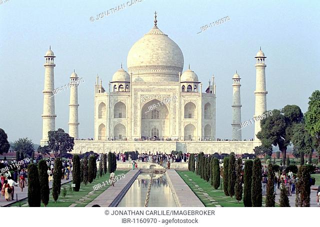 Taj Mahal, India, Asia