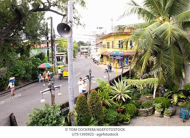 Yap Sandiego ancestral house (17th century), Cebu City, Philippines