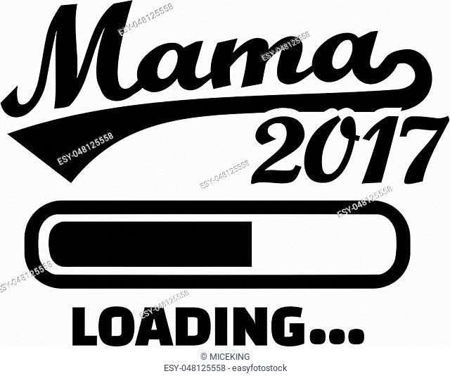 Mom 2017 - Loading bar german