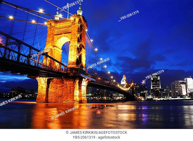 Roebling Bridge, Cincinnati