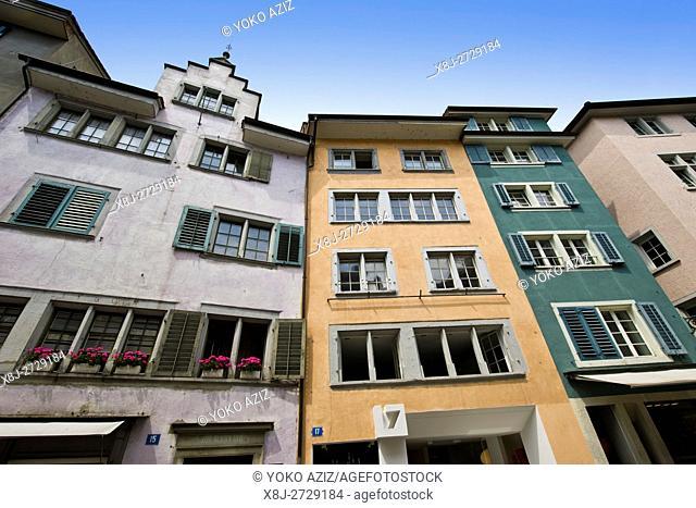 Neumarkt 17, Zurich, Switzerland