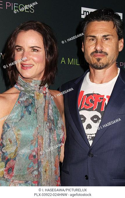 """Juliette Lewis, Brad Wilk 12/04/2019 The Los Angeles Special Screening of """"""""A Million Little Pieces"""""""" held at The London West Hollywood at Beverly Hills in West..."""