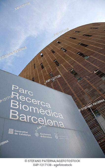 Barcelona Biomedical Research Park, Barcelona, Spain