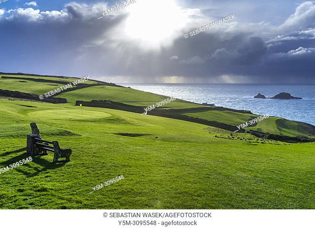 Cape Cornwall, St. Just, Cornwall, England, United Kingdom, Europe