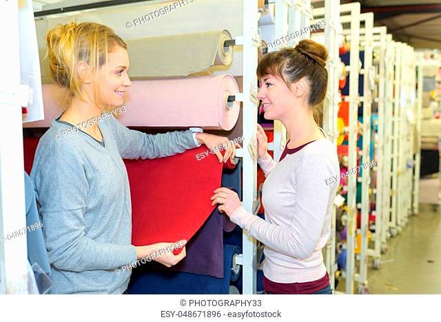 fabric manufacturing facility